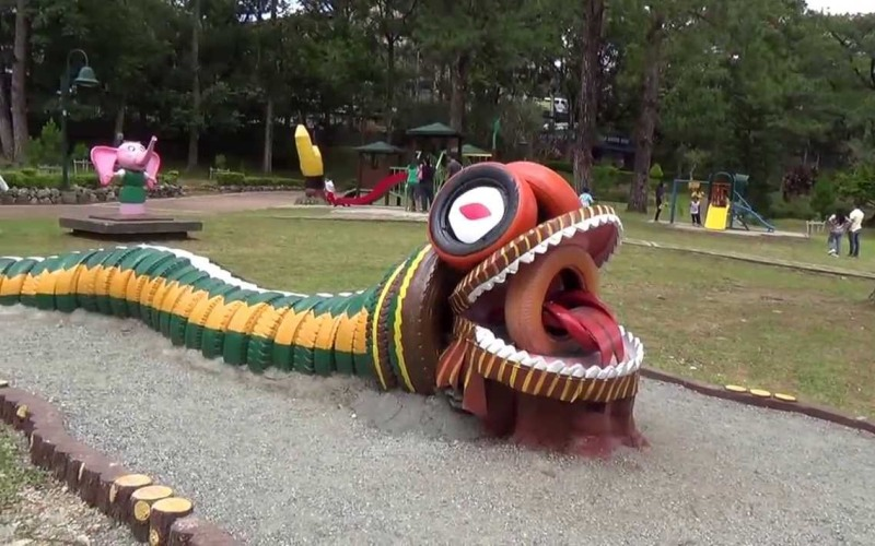 Playground Dragon